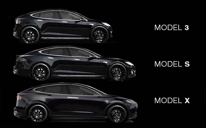 тесла автомобиль стоимость в сша