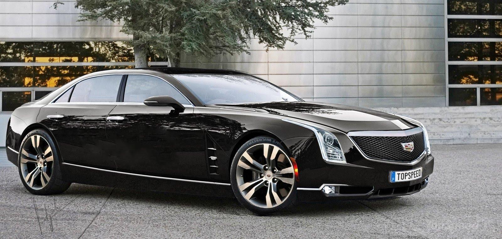 Cadillac выпустит самую дорогую модель в истории компании   СЕРВИС-ПРОФИ Днепропетровск
